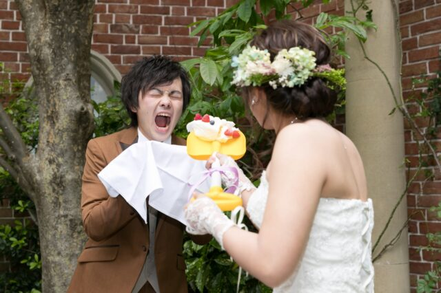 皆で盛り上がったHappy Wedding!!